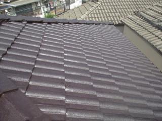 案件№96 屋根塗装工事-10